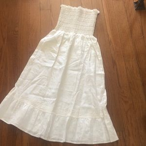 Reformation linen dress - never worn
